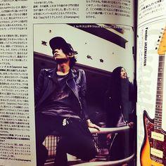 [Champagne]川上洋平・庄村聡泰2013/3/28「ROCKIN'ON JAPAN」5月号 Rock Bands, Japanese, Champagne, Fictional Characters, Japanese Language, Fantasy Characters