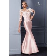 Alyce Jean De Lys Mother of the Bride Dress 29763
