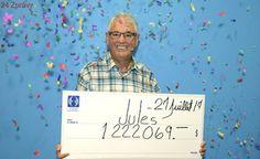 Kanadský důchodce podruhé za sedm let vyhrál milion v loterii