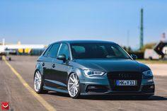 Audi RS3 Vossen Rims