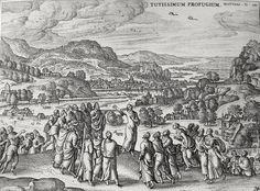 Phillip Medhurst presents Bowyer Bible print 3646 Christ bids come into him Matthew 11:28 Borcht on Flickr. A print from the Bowyer Bible, a grangerised copy of Macklin's Bible in Bolton Museum and Archives, England.