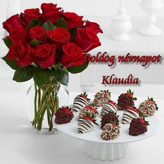 This is what it's all about: 12 red roses with 12 Fancy Dipped Strawberries. As anyone who has been in love knows, a dozen roses are as integral a . Good Morning Sister, Good Morning Picture, Good Morning Everyone, Good Morning Good Night, Morning Pictures, Morning Wish, Good Morning Images, Good Morning Quotes, 5th Wedding Anniversary Gift