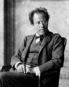 Gustav Mahler, Fotografie von Moritz Nähr, 1907