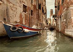Canale di Venezia  Corte Di Gabriela, Venice, Italy