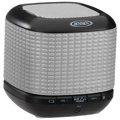JENSEN SMPS 182 Portable Stereo Speaker For Tablets U0026 EReaders With  Built In Amp | Stereo Speakers, Speakers And Products