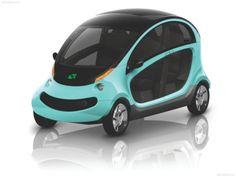 Chrysler GEM Peapod 2009 poster, #poster, #mousepad, #Chrysler