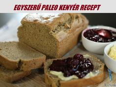 7 Of The Best Paleo Bread Recipes; from the Ultimate Paleo Guide Primal Recipes, Gluten Free Recipes, Bread Recipes, Real Food Recipes, Sin Gluten, Grain Free Bread, How To Eat Paleo, Almond Recipes, The Best
