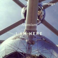 @lingo_apple #instaplaceapp #place #earth #world #比利時 #belgium #BE #布魯塞爾 #atomium #street #day