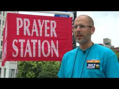 Prayer stations pop up in Louisville Prayer Stations, Get One, Pop Up, Prayers, Around The Worlds, Tools, Education, Youtube, Instruments