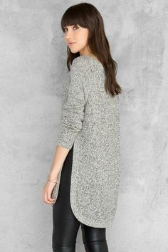 Mandy Tunic Sweater $48.00
