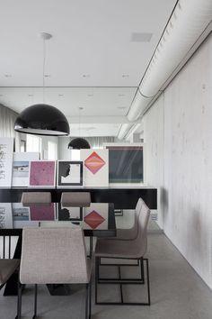 Projeto de interiores da Triplex Arquitetura