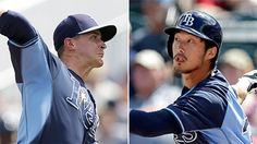 Jake Odorizzi allowed 1 run on 4 hits & pitched out of trouble aided by the defense while ss. Hak-Ju Lee hit a 2-run HR in the 7th giving the Rays a 5-2 win over the Twins. (3-11-15)