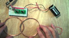 How to make a simple BFO metal detector