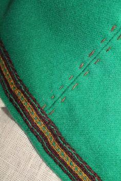Viking age apron dress