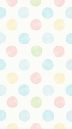 69 Ideas for wall paper phone simple backgrounds polka dots Cute Patterns Wallpaper, Trendy Wallpaper, Pastel Wallpaper, Cool Wallpaper, Polka Dot Wallpaper, Pastel Background, Iphone Background Wallpaper, Aesthetic Iphone Wallpaper, Wallpaper Desktop