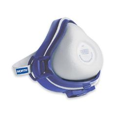 When choosing a disposable respirator, consider the type of work being done and the type of filtration provided by the individual mask. Honeywell North Half Mask Respirator include characteristics like: Color: Blue. Respirator Mask, Breathing Mask, Half Mask, Mask Design, Mask For Kids, Just In Case, Filters, Safety, Manualidades