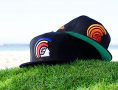 MUA 9Fifty Snapback Cap by FITTED HAWAII x NEW ERA