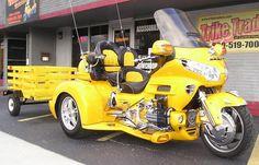 goldwing motorcycles trikes
