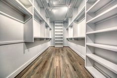 A walk-in closet so spacious you'll never run out of room for your holiday gifts! 🎁