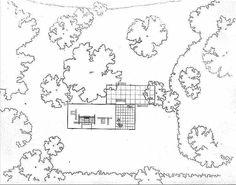 ideas about Farnsworth House on Pinterest   Seagram Building       ideas about Farnsworth House on Pinterest   Seagram Building  Pavilion and Le Corbusier
