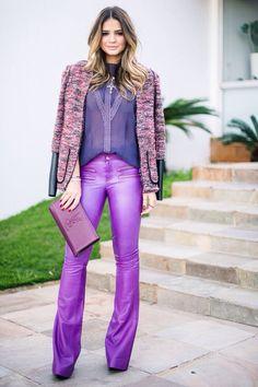 Thassia Naves - purple