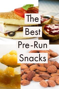Having the right fuel before you go for a run can make all the difference. Running on an empty stomach … Healthy Snacks, Healthy Eating, Healthy Recipes, Running Food, Running Shoes, Running Humor, Running Motivation, Eating Before Running, Pre Run Snack