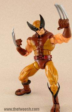 Toy Biz – Marvel Legends Wolverine