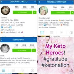 When I started my Instagram 3 months ago it was mainly to remember the different meals that I was preparing. I underestimated the power of connecting with so people and being inspired and influenced by their own journeys. These 3 ladies especially have given me much reason to reflect on what the kindness of strangers really means.  I am so humbled and grateful for their support honesty and encouragement. Getting to know them has been an absolute privilege. #thankyou #instafriends #grateful…