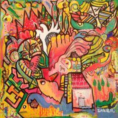 ענבר רייך, אמנות מקורית  www.inbart.co.il