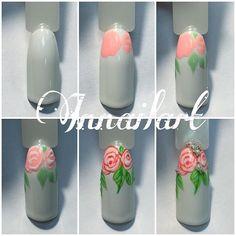 @pelikh_ Фотографии Фото ногти Дизайн Реалистичные цвета гель лака