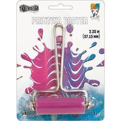 Ranger Gel Press Brayer www.papercrafts.ch
