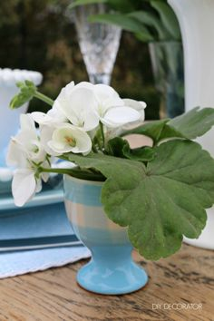 An Easter Table Setting made Simple