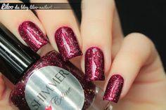 Shimmer Polish - Celine