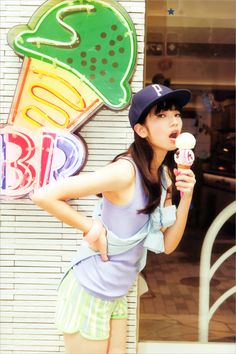小松菜奈 (Nana Komatsu): NYLON JAPAN