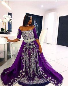 Morrocan Dress, Moroccan Caftan, Fancy Wedding Dresses, Bollywood Outfits, Caftan Dress, Fantasy Dress, Oriental Fashion, Indian Attire, Traditional Dresses