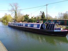 A 1989 Cornwood 4 berth traditional stern narrowboat. Narrowboat, Boats For Sale, River, Traditional, Rivers