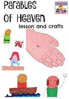 Parables of Heaven lesson and crafts