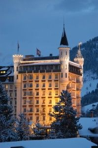TRAVEL | A Magical Winter Experience at Gstaad Palace