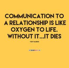 So glad we have such wonderful communication!!