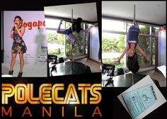 POLECATS MANILA: Fitness with Poise thru Pole Dancing
