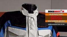 Alpinestars - Bogota Drystar Jacket  #Alpinestars #bogota #drystar #jacket #bikenation #motorbike
