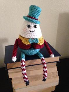 Humpty_Dumpty_3, #crochet, free pattern, amigurumi, #haken, gratis patroon (Engels),