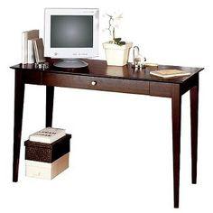 Target - Dolce Desk- Dark Walnut
