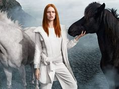 www.pegasebuzz.com | Luisa Bianchin by Hunter & Gatti for Eral North, AW 2015-2016.