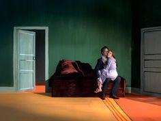 Clark & Pougnaud, Rendez-vous, photograph, 2012 (from Une histoire d'amour)