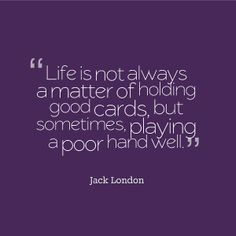 Life is Hard Quotes #13