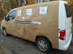 """In anticipation of """"van wrap reveal"""" on Dec. 4th at 10 eastern at www.frenchcreekmedical.com/facebook"""