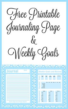 My Arthritis Journey + Free Printable Journal & Weekly Goals via www.yourbeautyblog.com #WhatInconvenience #ad