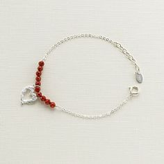 Buy Coral Chorus Bracelet from Pia Jewellery
