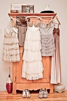 wedding, dresses